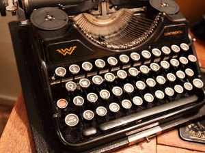Magic Poetry Typewriter