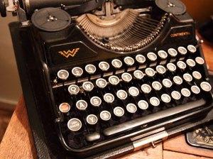 Magic Poetry Typewriter