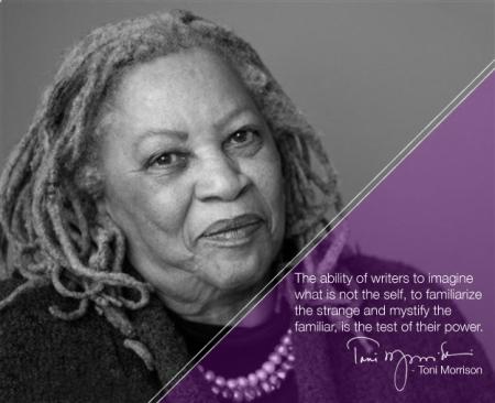 Toni Morrison Takes White Supremacy To Task - YouTube
